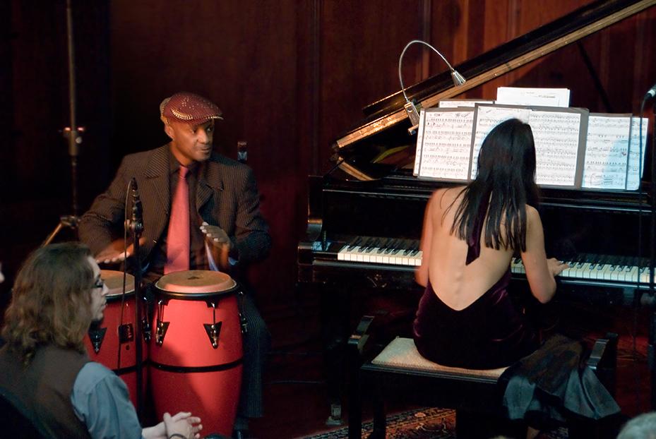 Marleze Smit - Yemanya Performing