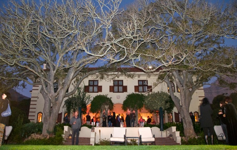 Marleze Smit - a beautiful venue for a Yemanya Performance
