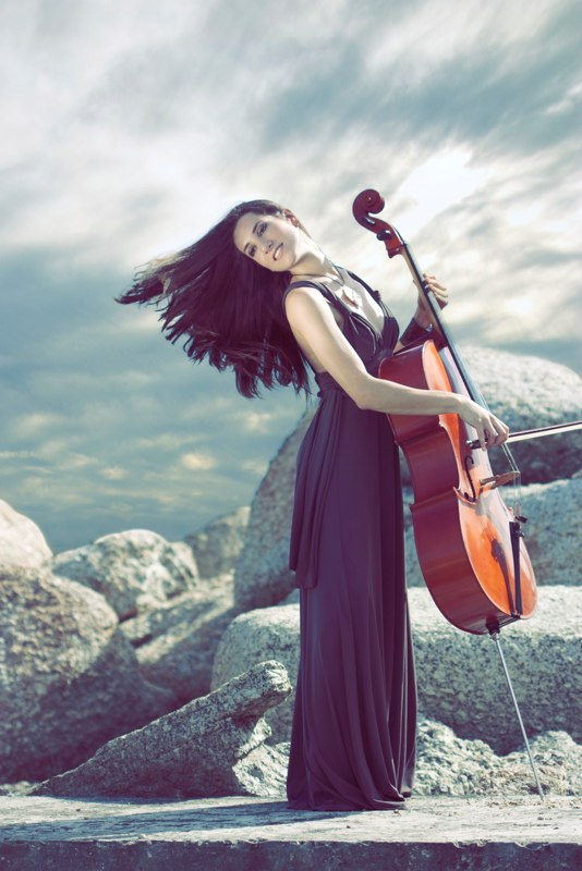 Marleze Smit - Natasha Otero from Yemanya